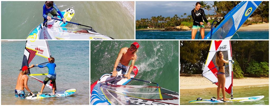 誰でも簡単に ウインドサーフィンが楽しめるショップ ♥FINE♥